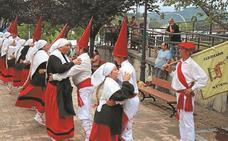 El barrio de Oria celebra sus fiestas hoy en honor a la Virgen del Carmen