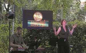 Ambiente de jazz por todo el municipio