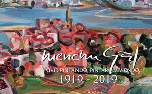 El Koldo Mitxelena acoge una retrospectiva de Menchu Gal por el centenario del nacimientos de la artista