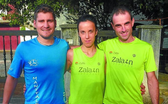 La X Alkaiaga Trail de equipos por relevos se disputa el sábado