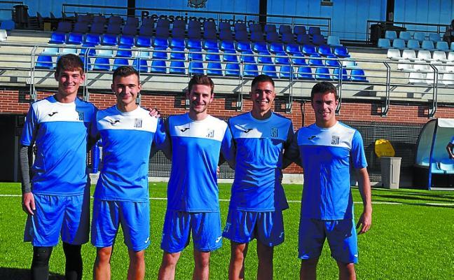 El primer equipo vagonero ya prepara la temporada 19-20