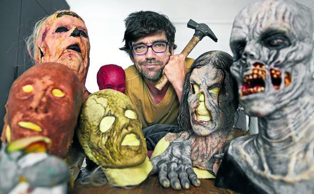 Javier Botet: «'Alien' me acojonó»