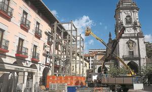 300.000 euros para hacer frente al derrumbe de la Casa Artola