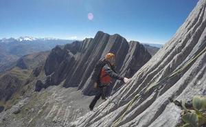 Los Pou rescatan los cuerpos de dos montañeros fallecidos en los Andes