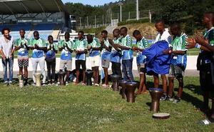 Buscan a dos menores de Sierra Leona huidos tras participar en la Donosti Cup