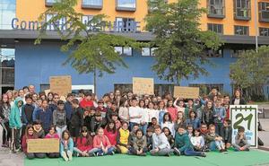 Agenda 21 observa el 'suelo' de Tolosaldea a través de la mirada de los escolares