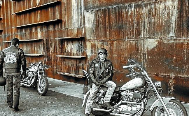 Exposición sobre las Harley-Davidson en el Photomuseum de la mano de Julián Redondo