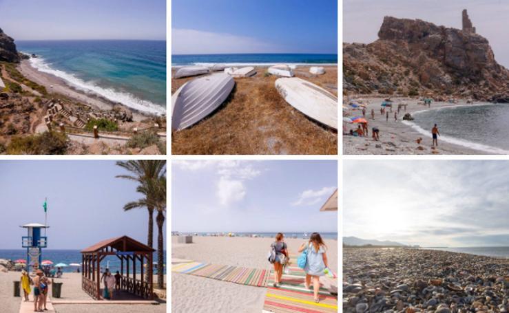 21 playas de Granada con encanto para disfrutar este verano