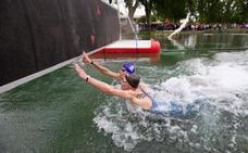 Zarautz acoge esta tarde la V Copa de España de Aguas Abiertas