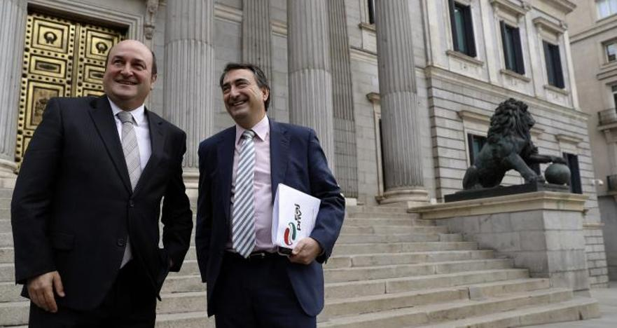 El PNV valora la decisión de Iglesias pero advierte de que no sé de por hecho su 'sí ' a la investidura