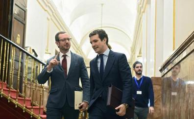 Maroto se empadrona en Segovia para poder ser portavoz del PP en el Senado