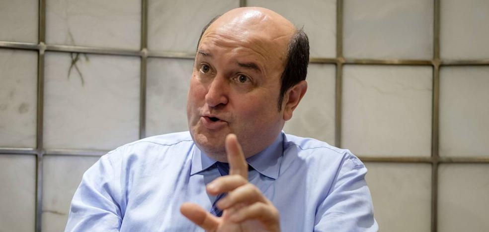 El PNV muestra su voluntad de apoyar a Sánchez si se desbloquea la investidura
