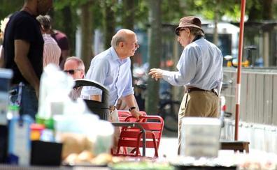 El rodaje de Woody Allen provocará cortes intermitentes en La Concha el martes