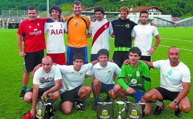 Abierta la inscripción para el tercer Berako Futbol 7 Txapelketa