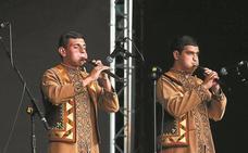 Danzas vascas y armenias se dieron cita en Errenteria Dantzan 2019