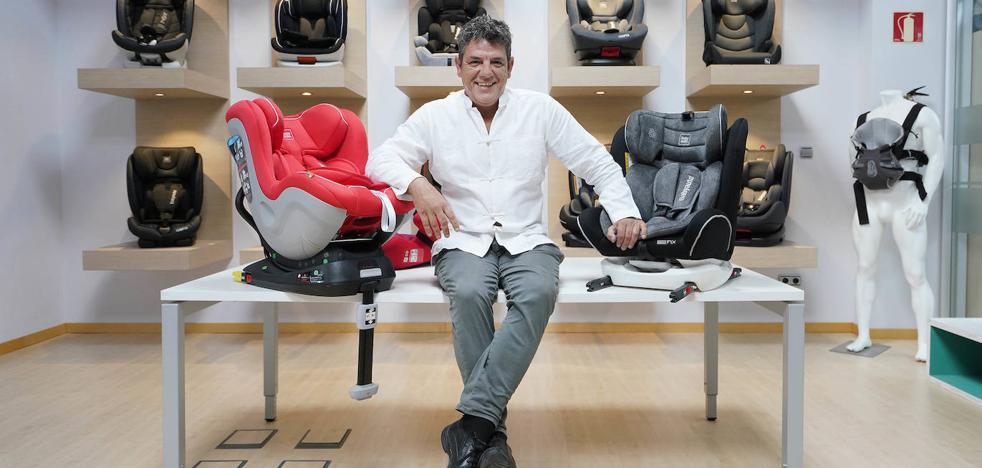 Gabriel Eizaguirre: «Me he marchado a trabajar a China para llevar mis conocimientos allí»