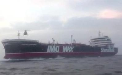 Irán advierte de que la investigación sobre el petrolero británico depende «de la tripulación»
