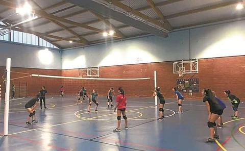 Nace un nuevo equipo femenino de voleibol