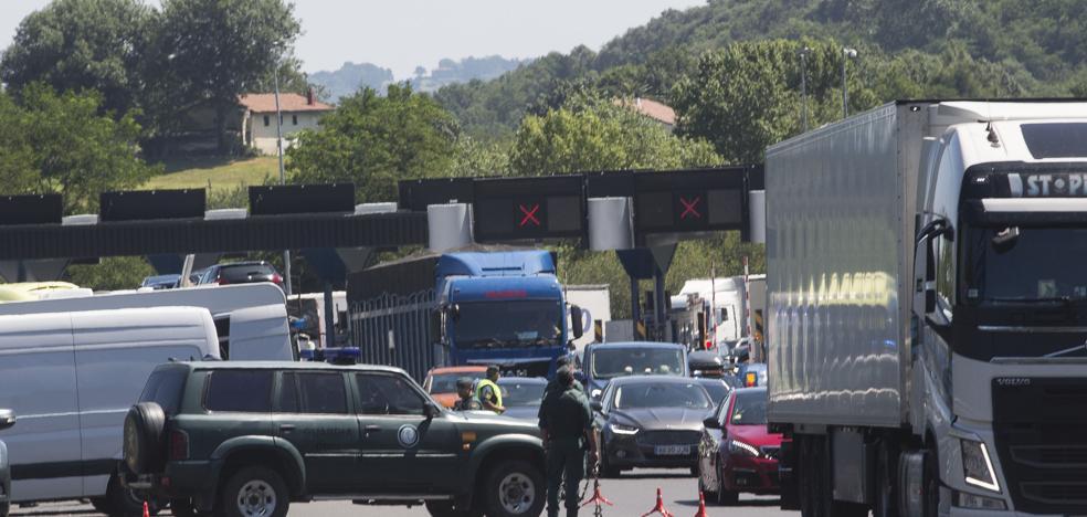 La cumbre del G-7 que arranca el 24 de agosto en Biarritz amenaza con colapsar la frontera