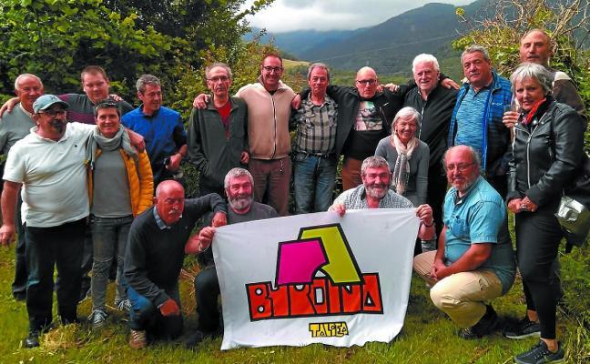 Burdina recordará con un homenaje a su maestro y amigo Manu Izaguirre