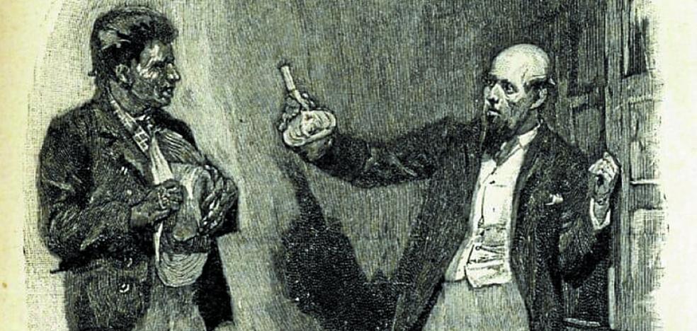 La botella de Stevenson