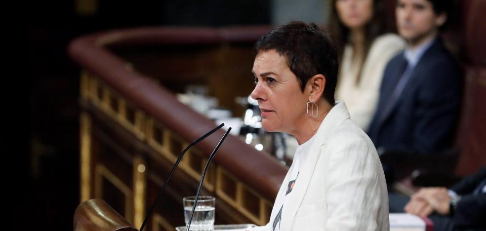 EH Bildu dice que la abstención no es «un cheque en blanco»