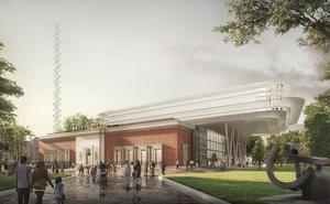 Foster amplía el Museo de Bellas Artes con una 'boina' de 2.000 metros sobre los edificios actuales