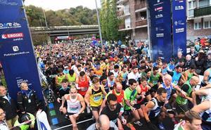 El Zurich Maraton de San Sebastián, clasificatorio para el Mundial de veteranos