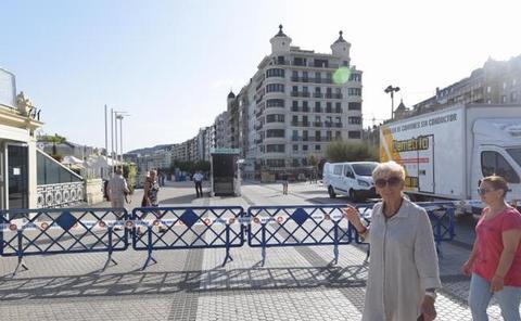 El alcalde de San Sebastián entiende que el rodaje de Woody Allen genera «inconvenientes» pero cree que «merece la pena»
