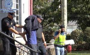 La Guardia Civil detiene en Lugo a una yihadista que planeaba un atropello masivo