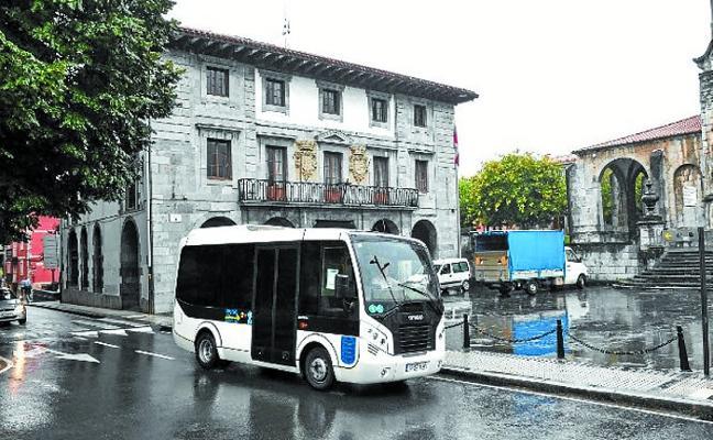 Nuevos servicios del autobús urbano en verano y en fiestas de los barrios