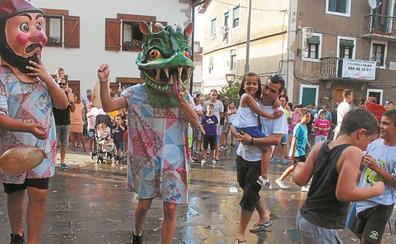 Arrancan las fiestas de Santiago