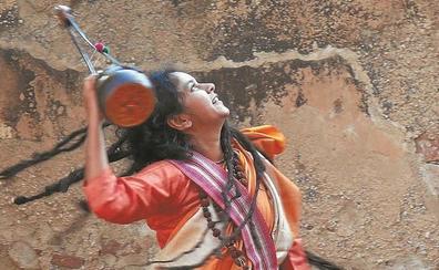 Lazarraga se llenará hoy de música tradicional india con Parvathy Baúl