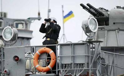 Ucrania apresa un petrolero ruso en un puerto del mar Negro