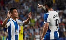 El Espanyol arrolla al Stjarnan en su regreso a Europa
