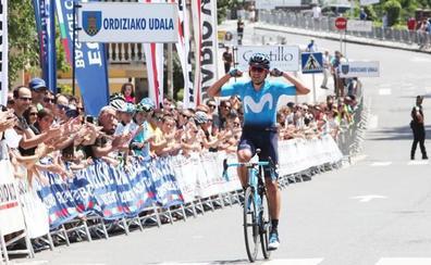 Rafa Valls se reencuentra con la victoria en Ordizia