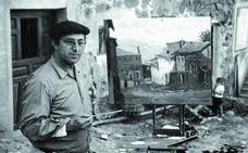 La Asociación de Amigos de Julio Galarta, en busca de su obra