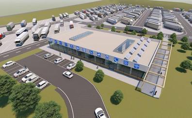 Las obras del Centro integral de transporte de Astigarraga ascenderán a 6,8 millones