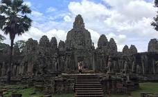 Angkor, los templos que se integran en la selva