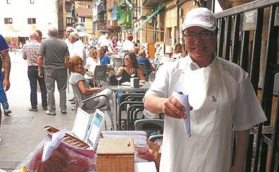 La venta de karrakelas regresa a Pasaia