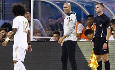 Un meneo que pone en solfa el reseteo del Real Madrid