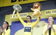 Bernal, llamado a marcar una era en el ciclismo