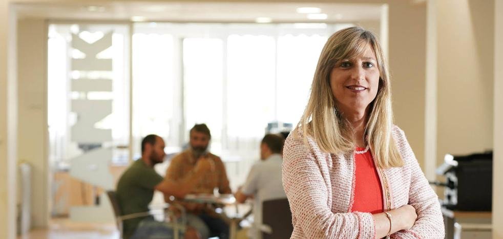 Susana Lasa: «Me he rodeado de un equipo que tiene conocimientos de los que yo carezco»