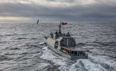 El derrame de 40.000 litros de combustible en el mar de la Patagonia ha sido controlado
