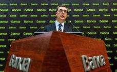 Bankia admite que no logrará 1.300 millones de beneficio en 2020
