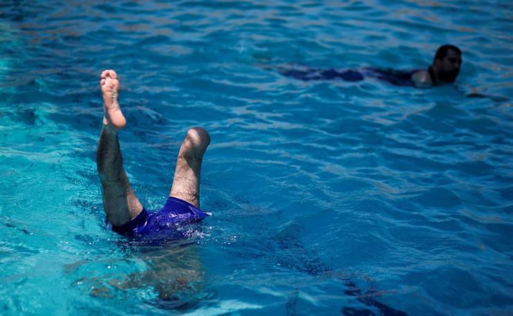 Volver a nadar