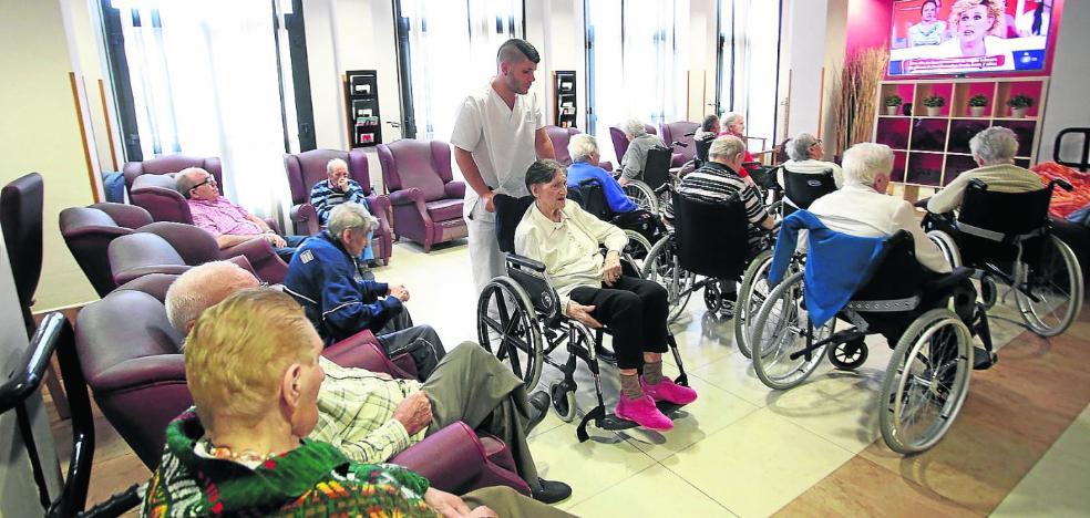 Las residencias de ancianos vascas tienen dos años de plazo para mejorar sus servicios