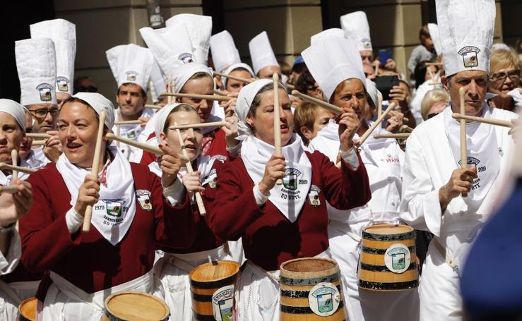 Los tambores suenan en San Ignacio