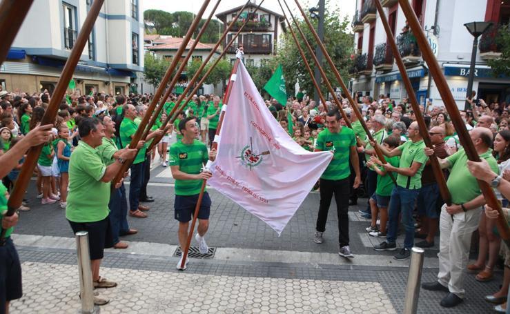 El triunfo de Hondarribia, colofón perfecto para celebrar su 50 aniversario