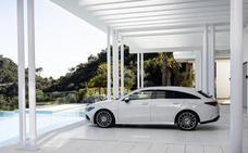 CLA Shooting Brake, el Mercedes más extravagante